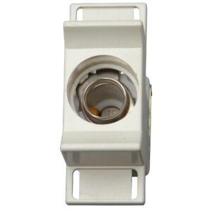 Kopp Sicherungssockel D01, 1-polig mit Schnappbefestigung