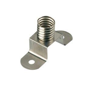 REV Stegfassung , max. 24V , E10 Lampenteile , 5 Stück