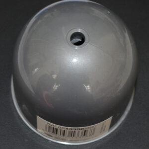 REV Lampenbaldachin für Lampenpendel , Kunststoff, silber