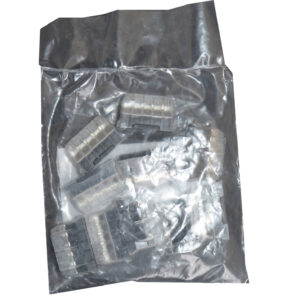 Unitec Steckklemmen - Dosenklemmen, 0,5 - 2,5 mm², 10 Stück 5-polig