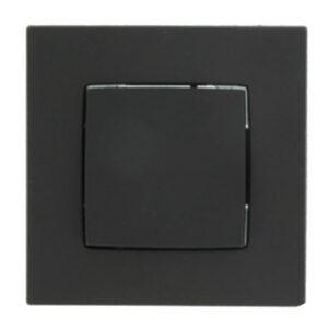 Sencys zweipoliger Schalter , Diamond , anthrazit