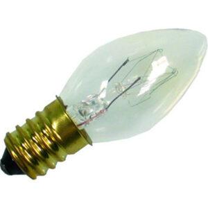 REV Ritter Ersatzlampe Leuchtmittel Fassung E14 Glühlampe 5 W, 230V~